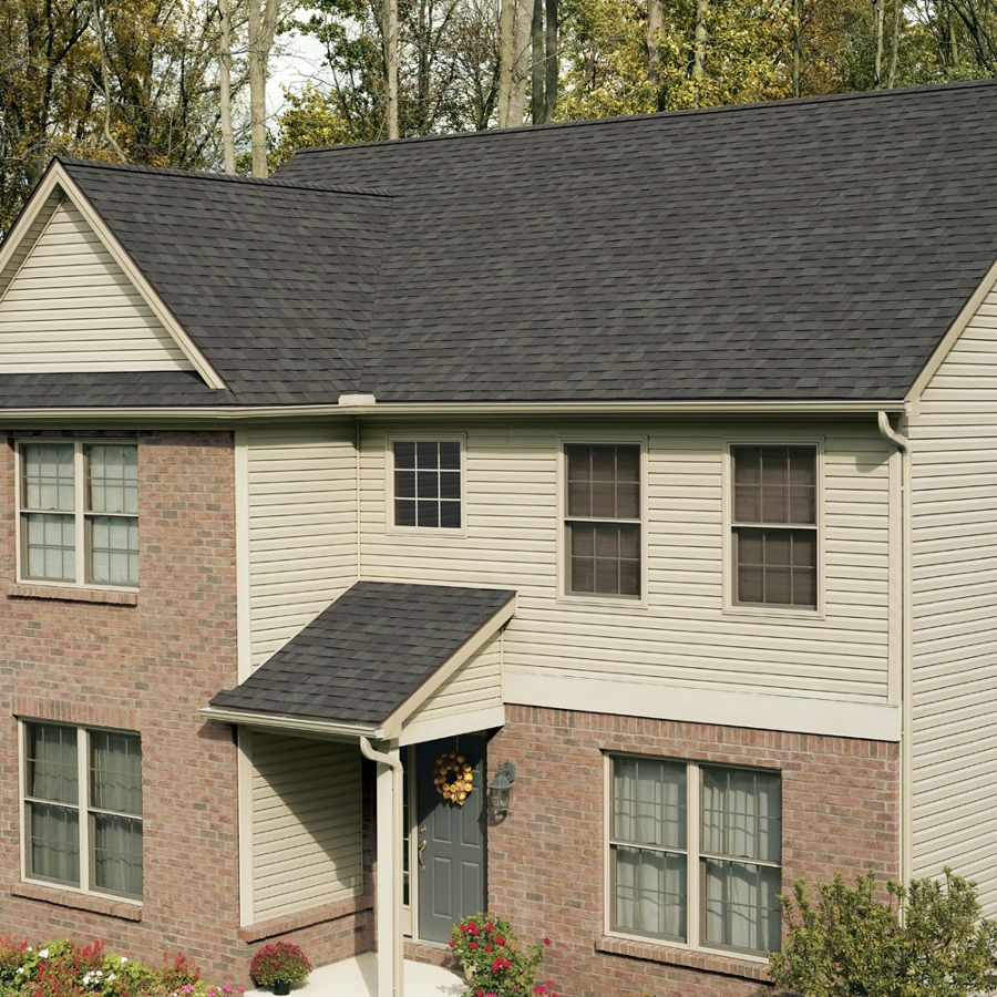 Best Owens Corning Duration Driftwood Exterior House Colors 400 x 300