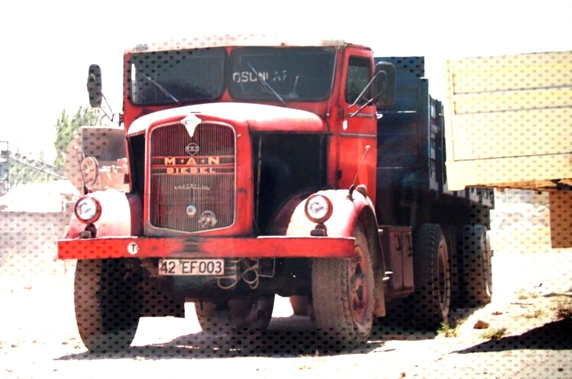 - Old Trucks // Models -