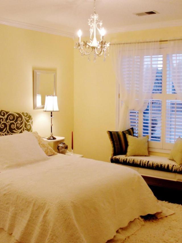 28 Beautiful Bedroom Window Treatments Ideas   Bedroom window ...