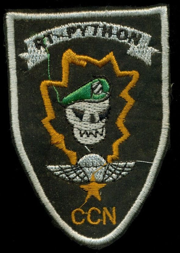MAC V SOG Special Forces Vietnam Green beret US Army Patch approx 3 inch