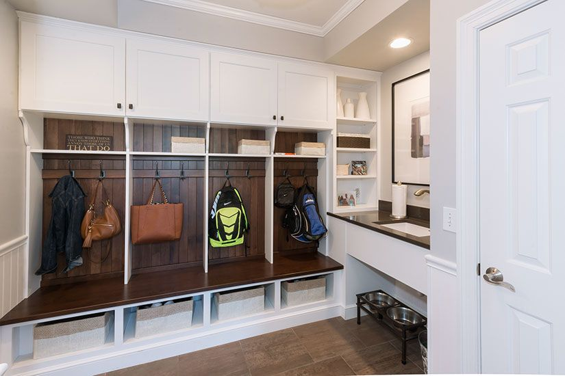 Mudrooms That Will Inspire You The Cameron Team Mudroom Room Remodeling Residential Remodel