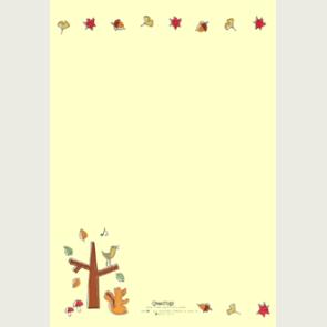 Stationery: Autumn 0001 - Autumn - Stationery - Gift & Card - Canon CREATIVE PARK