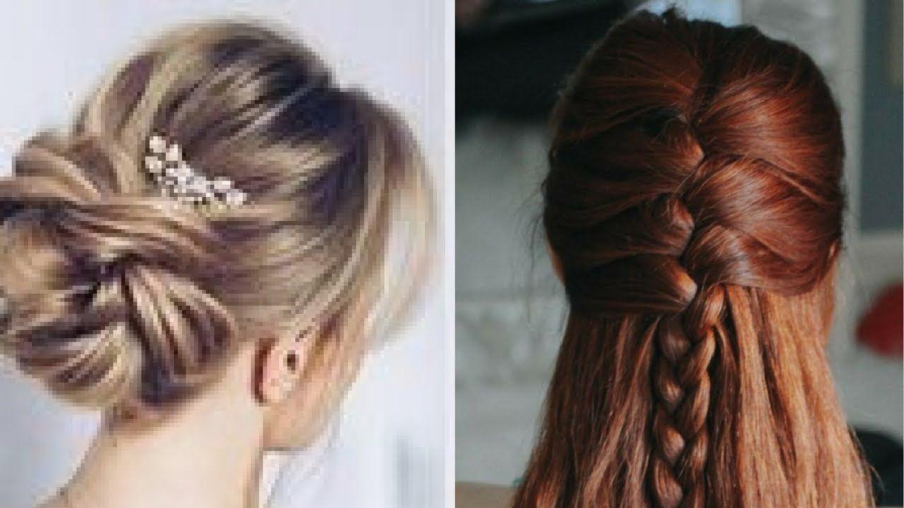 Best Hair Style For Ladies Ladies Hair Style Videos 7 Ladies Hair Style Video Cool Hairstyles Easy Hairstyles