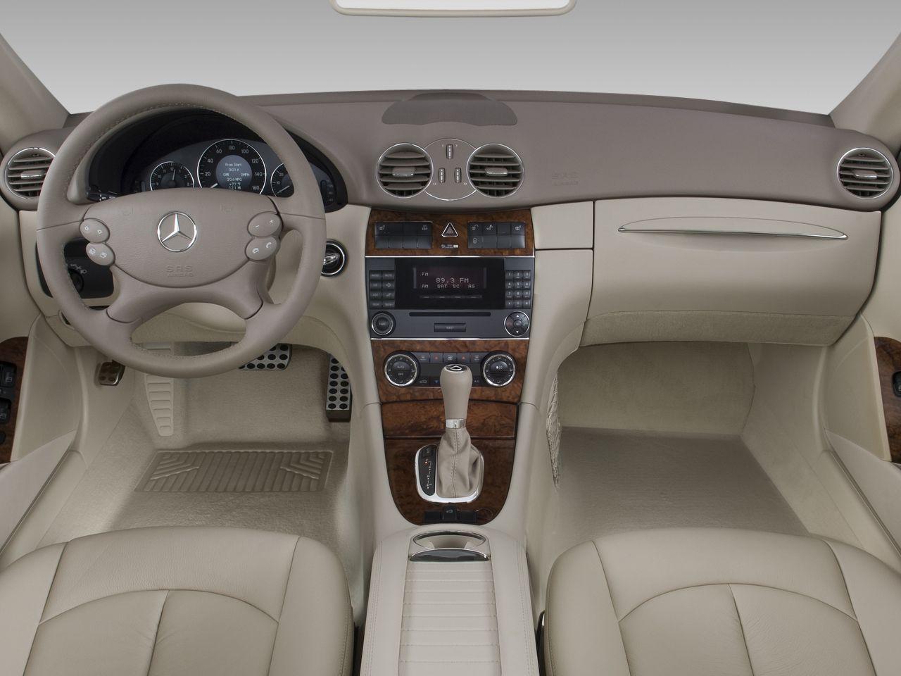 Mercedes benz clk350 cabriolet