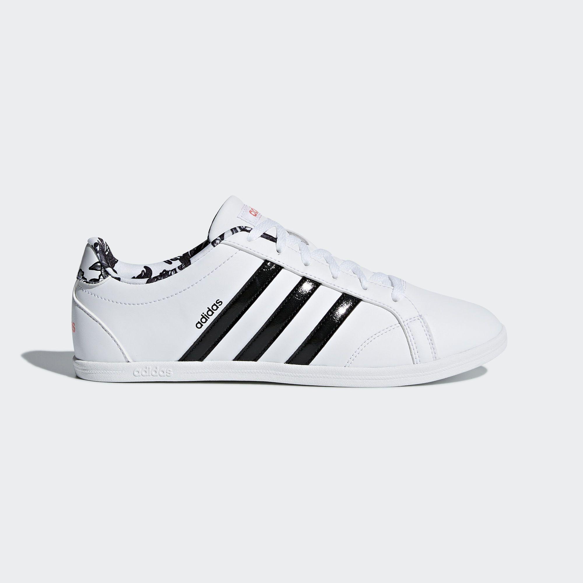 adidas Chaussure VS Coneo QT - blanc maintenant disponible sur adidas.fr !  Découvre tous