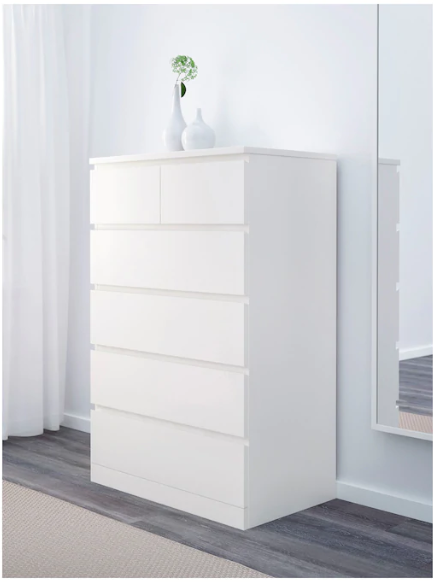 43++ Commode chambre 6 tiroirs trends