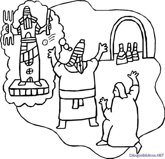 Daniel interpreta el sueño del rey. | Libro de Daniel