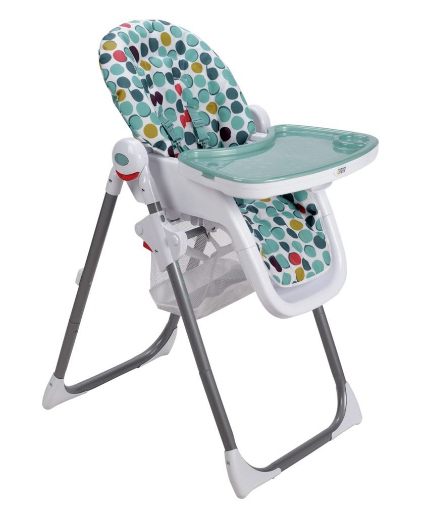 Mamas Papas Confetti Spot Highchair At Argos Co Uk Your Online