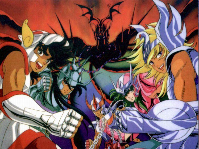 seiya1 Les chevaliers du zodiaque, Guerrier anime