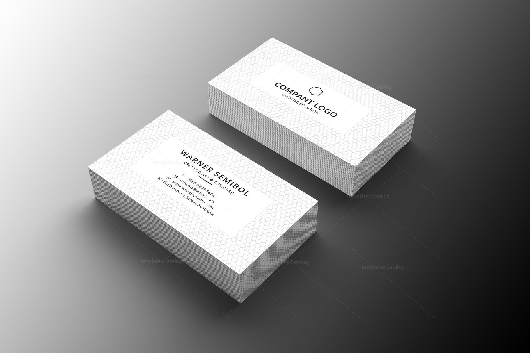 Minimal Consultant Business Card Design Graphic Templates Business Card Design Card Design Business Card Template Design