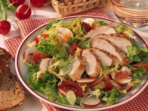 Diat salate rezepte mit bild