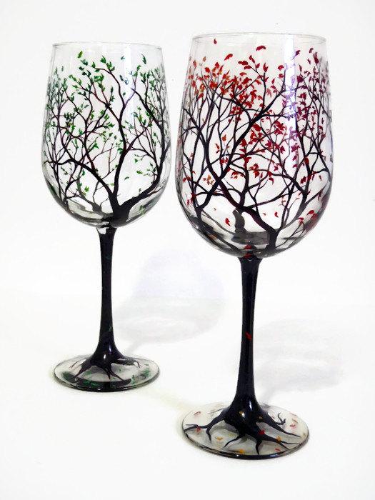 Pin On Wine Glasses