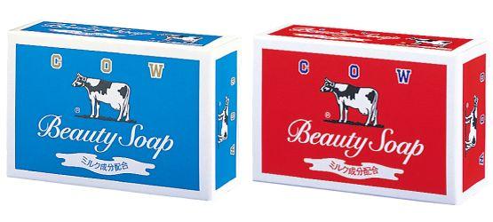 Cow Milk Beauty Soap
