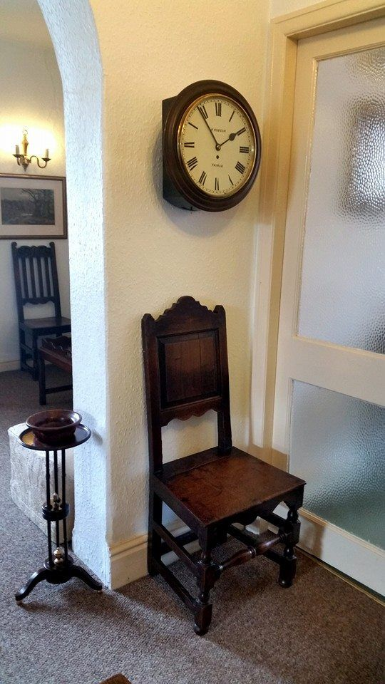 19th Century Wall Clock by Robert Robson of Thirsk Circa 1880 . snowdoniaantiques.co.uk