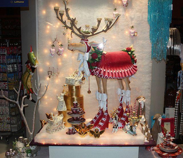 Christmas Display  ESCAPARATES  Pinterest Display