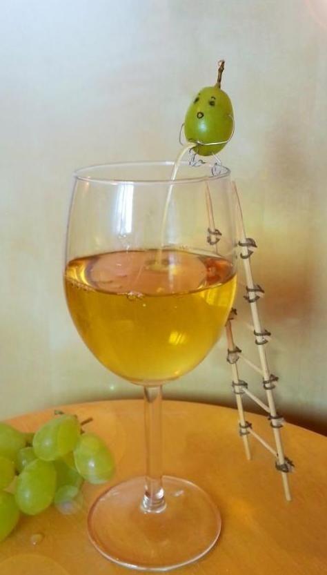 Homemade wine - Imgur