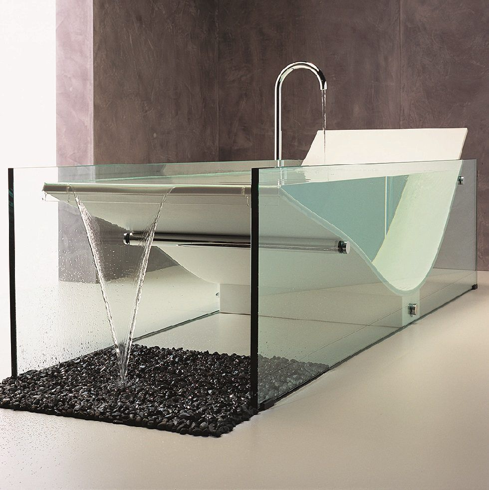 Le Cob Freestanding Bath by Omvivo | Bath Tubs | Pinterest ...