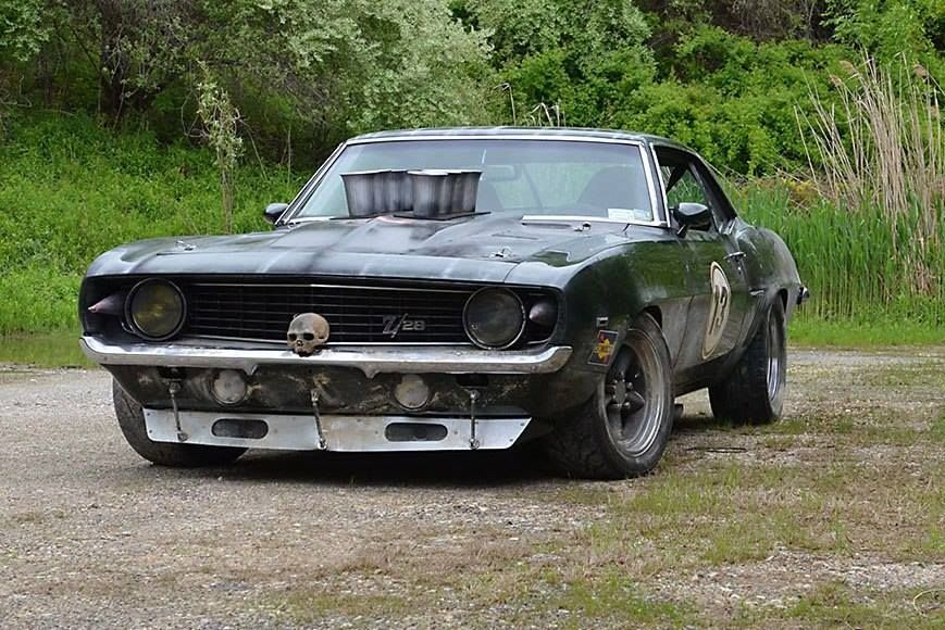 "rhubarbes: "" Z/28 via Legendary Muscle Cars More cars here. "" 