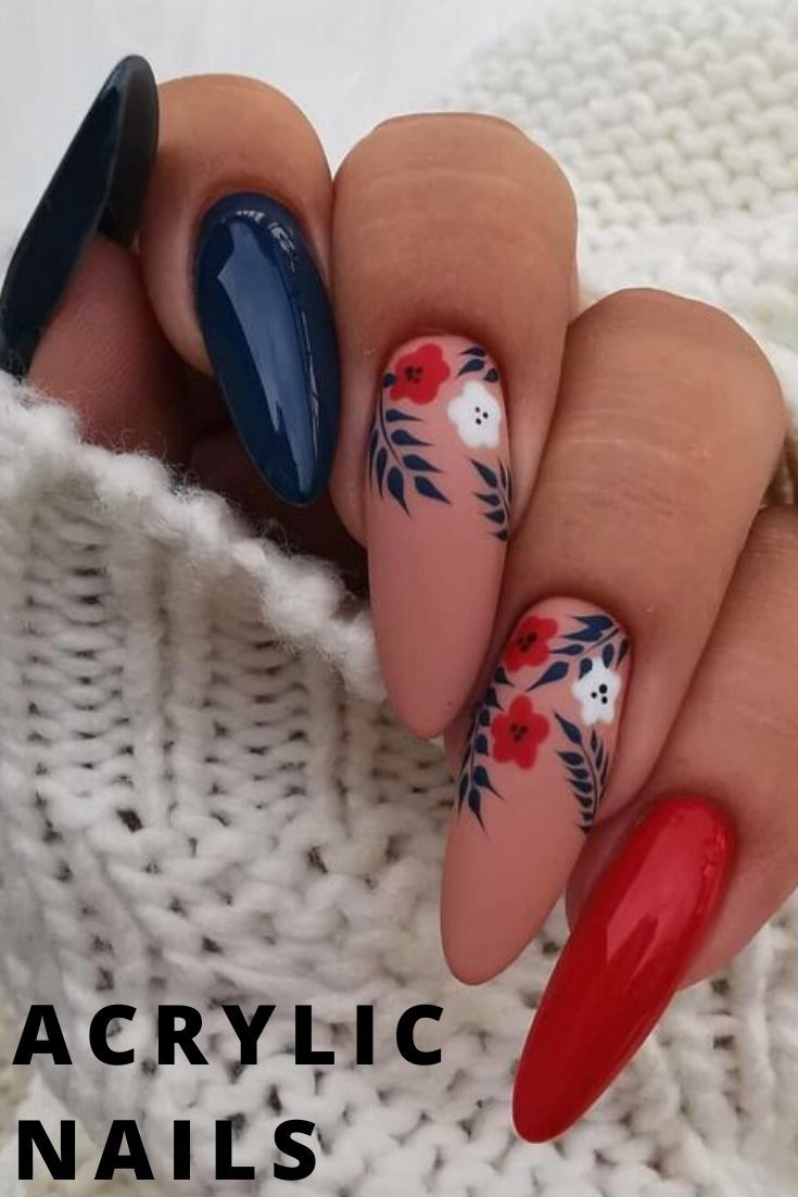 Photo of Acrylic Nails