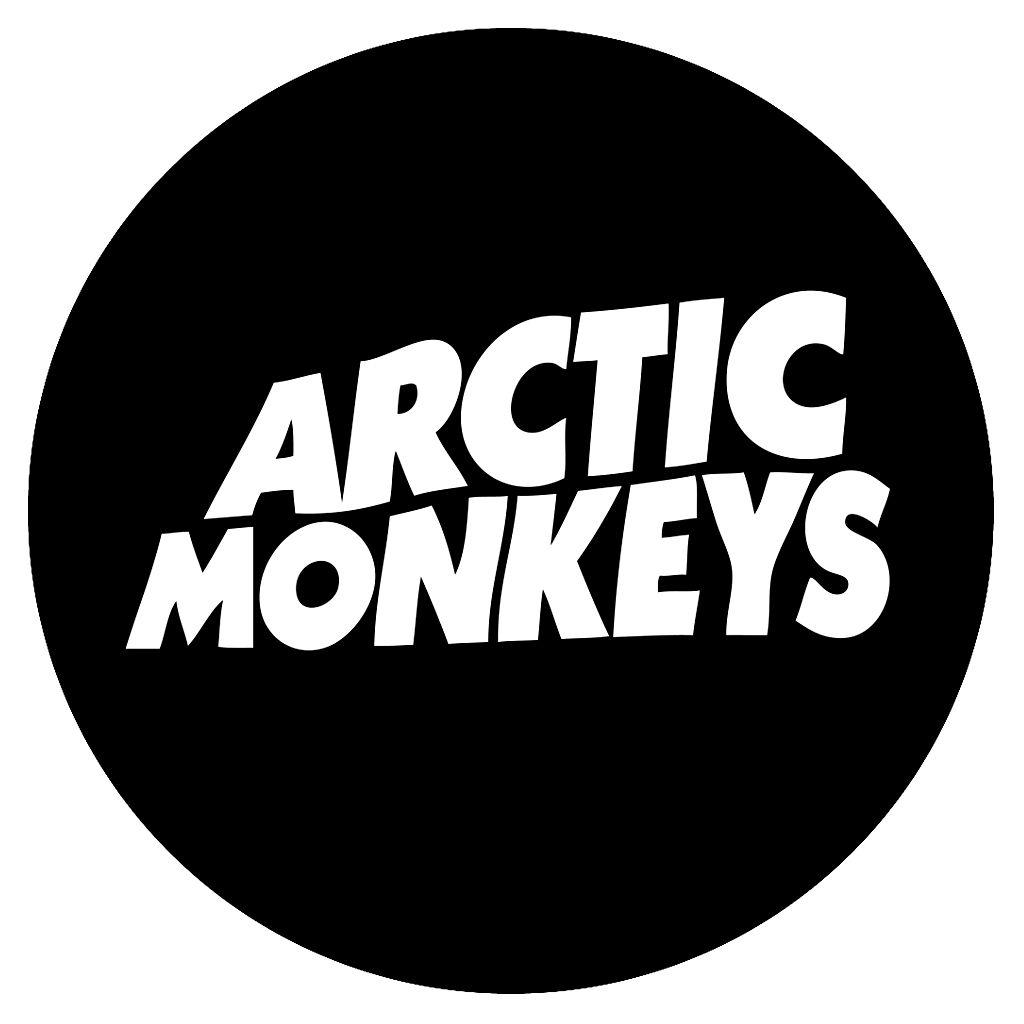 Arctic Monkeys Logo Ideias Para Estampas De Camisetas Adesivos