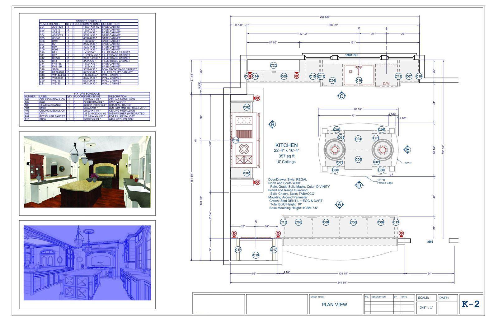 Ausgezeichnet Küche Layout Grundrisse Galerie - Ideen Für Die Küche ...
