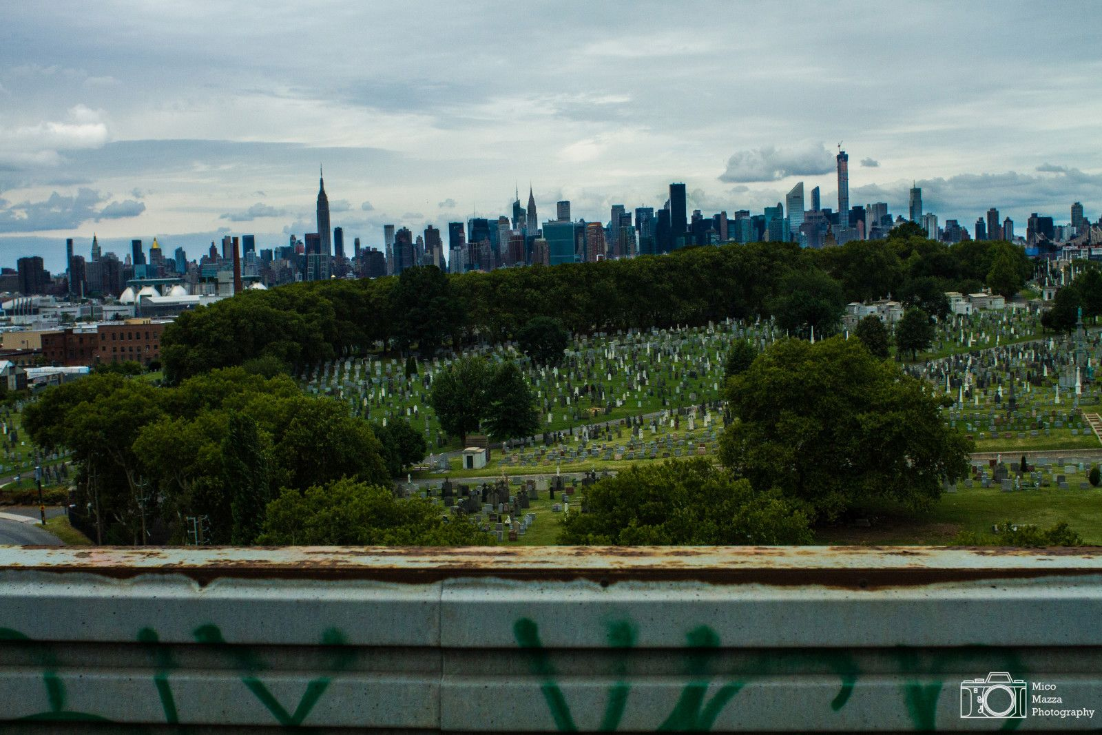 View From the Brooklin-Queens Expressway