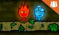 Niño Fuego Y Niña Agua Templo Agreste Juega A Juegos En Línea Gratis En Juegos Com Juegos En Linea Juegos En Linea Gratis Juegos De Fuego