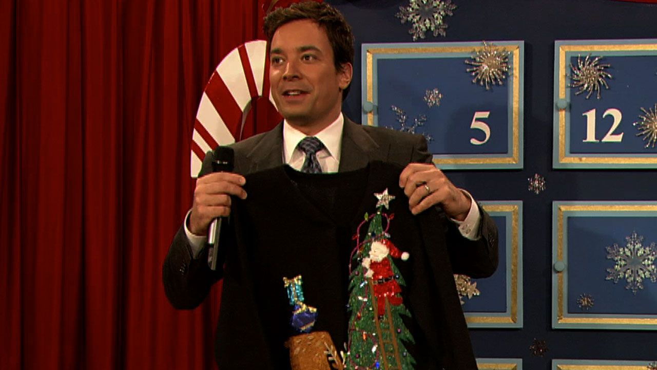 Firstly, I want to see Late Night with Jimmy Fallon live. Secondly ...