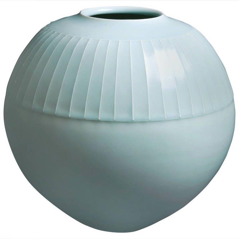 Vase by Fukami Sueharu | From a unique collection of antique and modern ceramics at https://www.1stdibs.com/furniture/asian-art-furniture/ceramics/