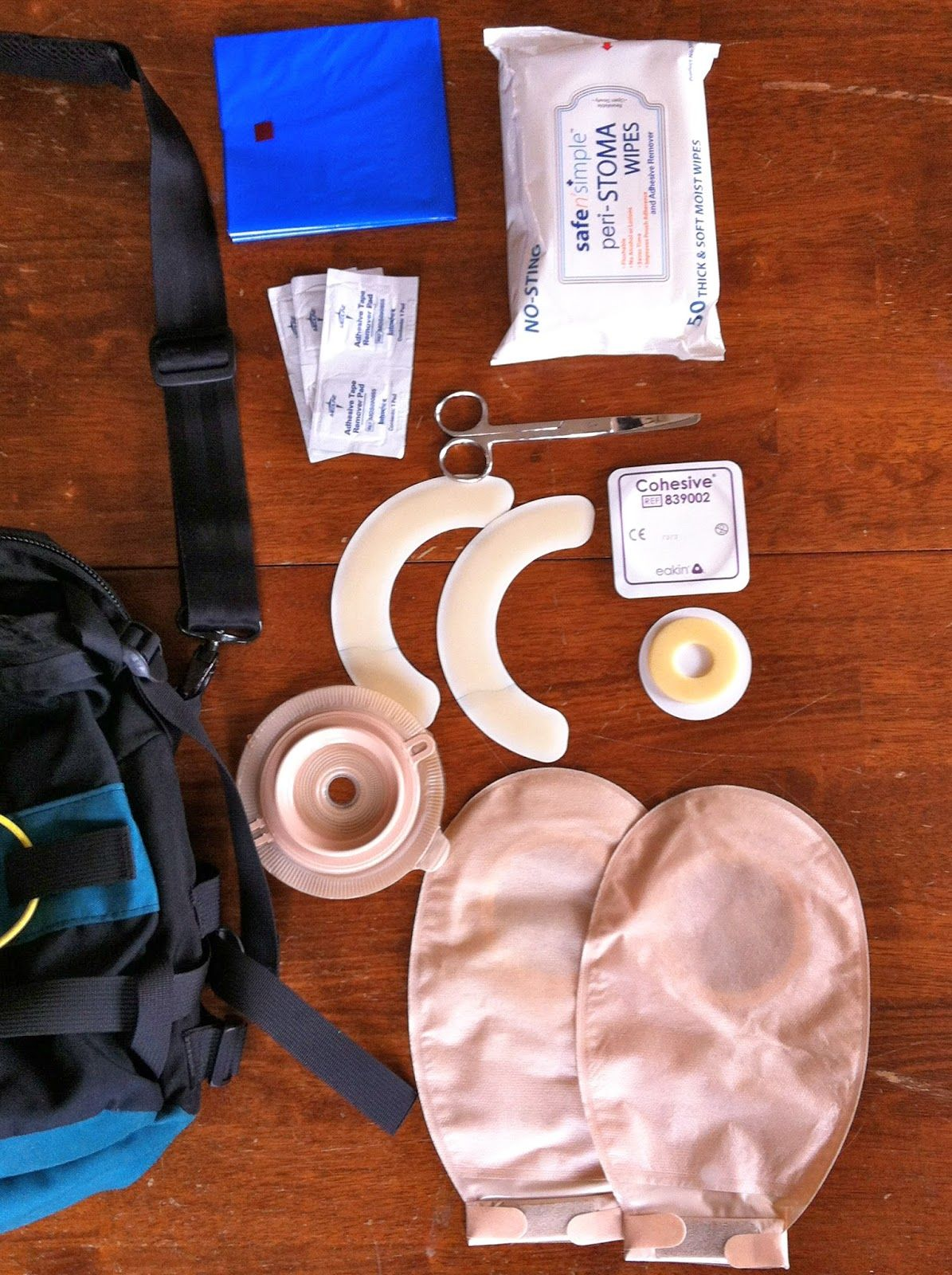 Park Art|My WordPress Blog_How To Clean A Colostomy Bag Video