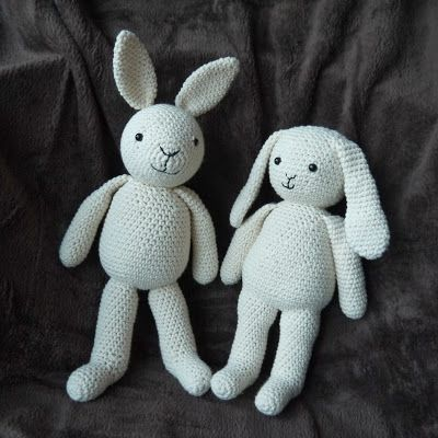 Is it a toy: Lalla and Lily - the pattern | ♥ Amigurumi ...