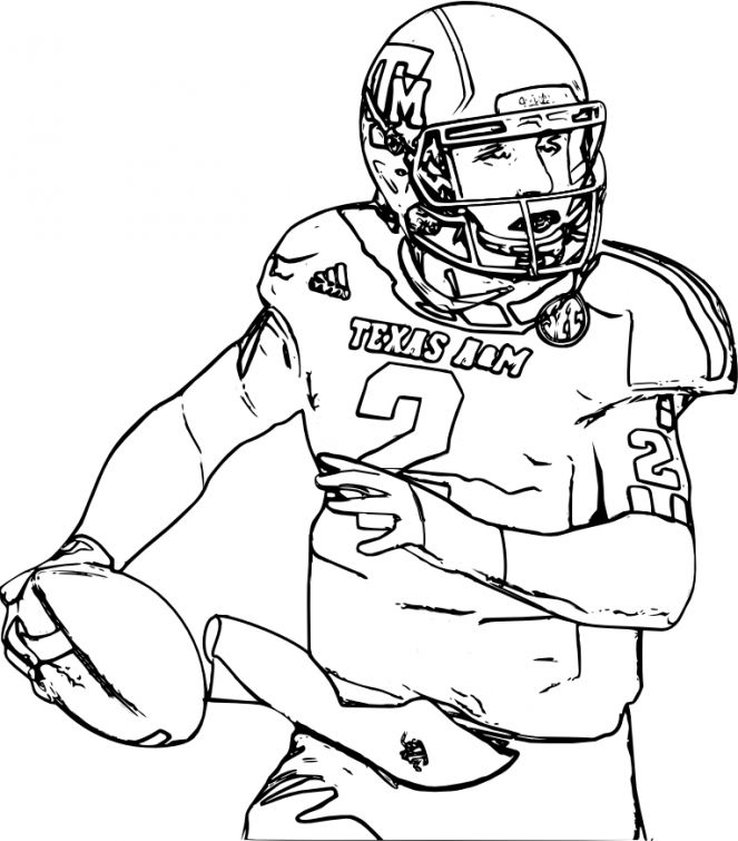 Realistic Football Players Coloring Pages For Adults Letscolorit Com Sports Coloring Pages Football Coloring Pages College Football Logos