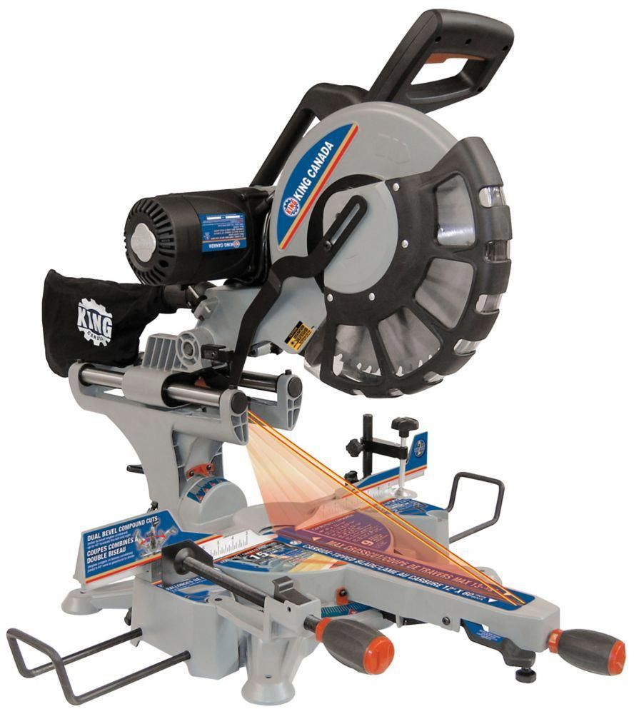 Setting Up Shop Stationary Power Tools Sliding Compound Miter Saw Miter Saws Compound Mitre Saw