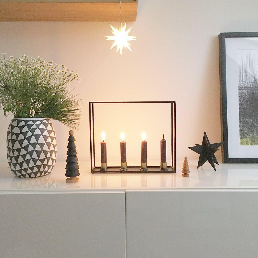 tr ber nachmittag diy weihnachtsdekoration weihnachten. Black Bedroom Furniture Sets. Home Design Ideas