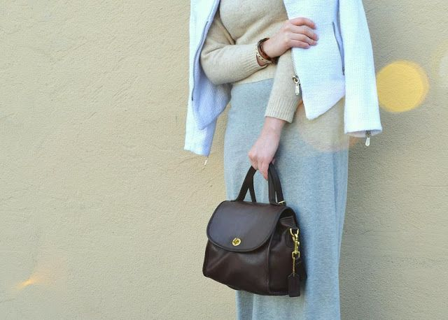 Look Of The Day Winter Neutrals Bags Online Shopping Vintage
