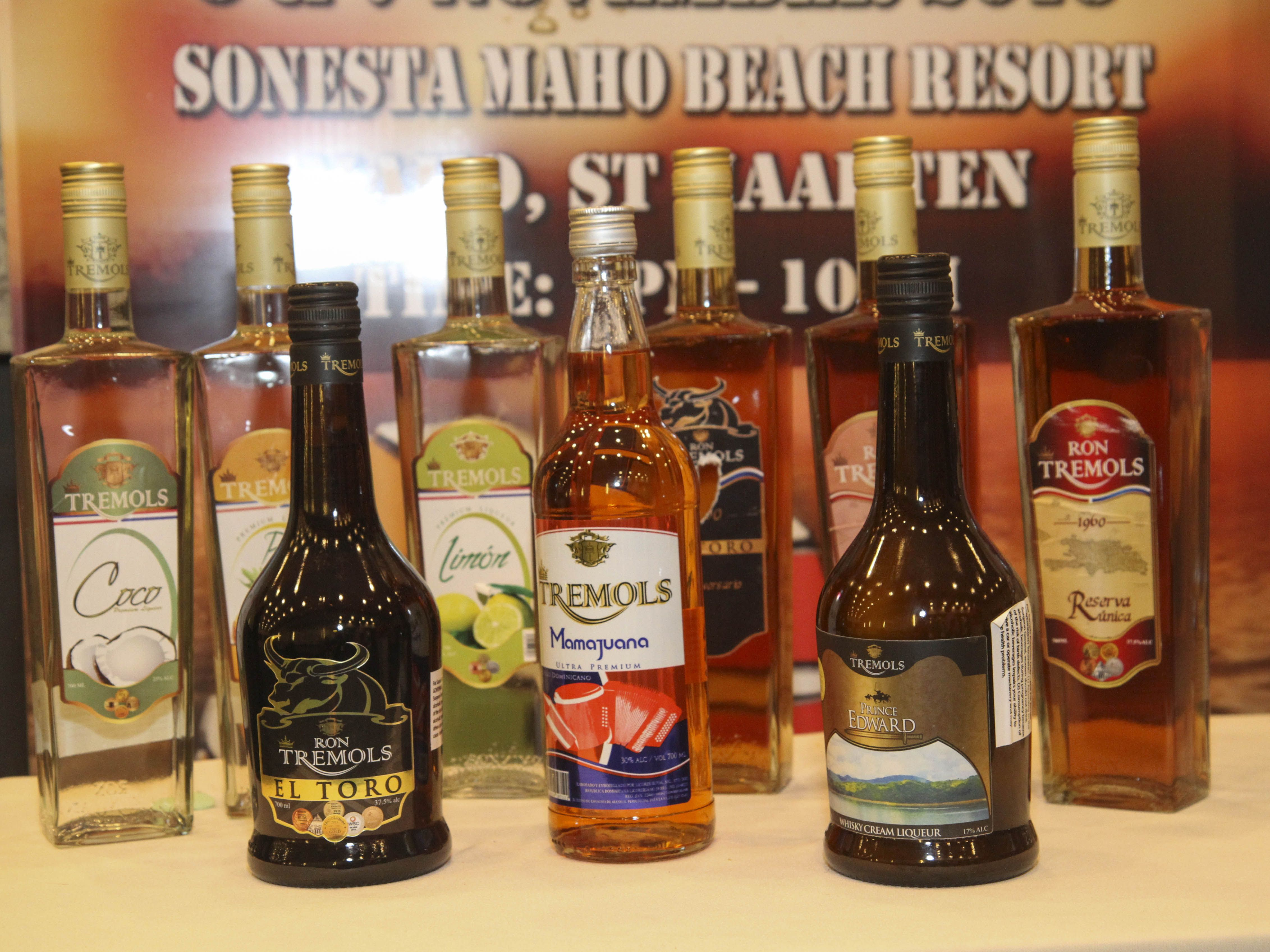 Caribbean Rum: Tremols Rum Of The Dominican Republic At The 2015