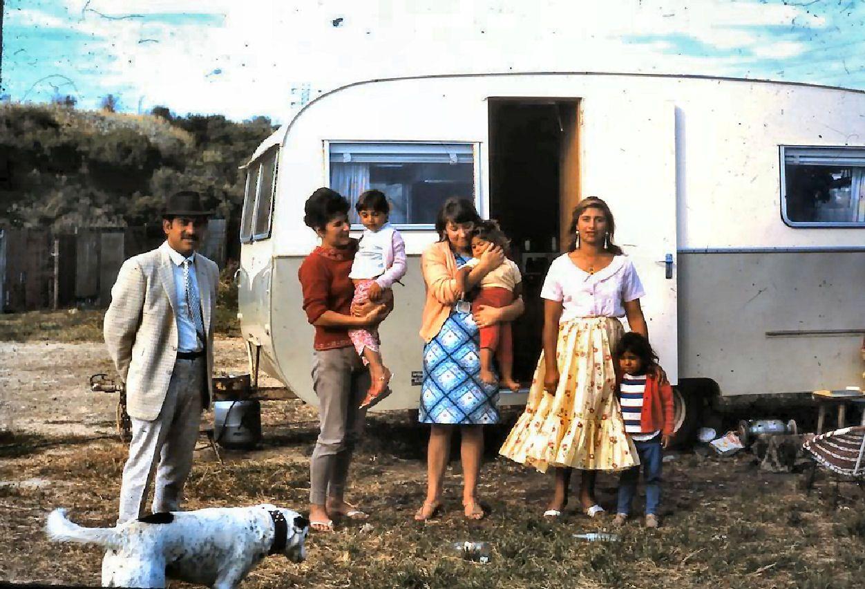 Britian's New Gypsies/Peace Convoy jj