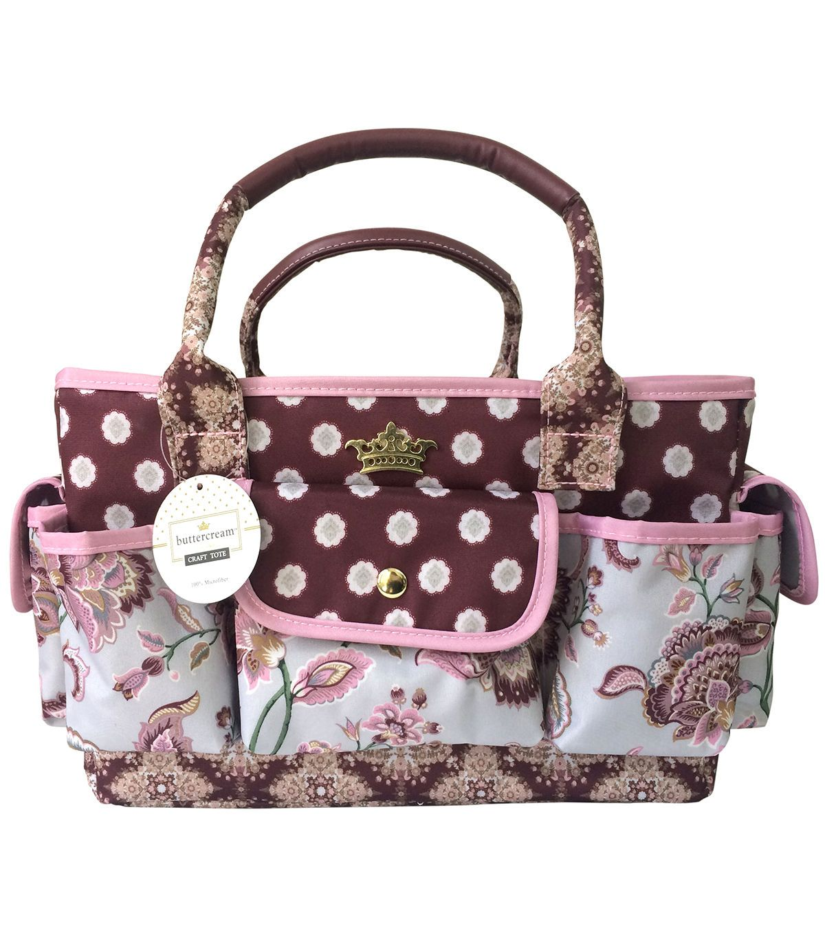 Buttercream™ Craft Tote-Elizabeth | Craft Room Necessities | Pinterest