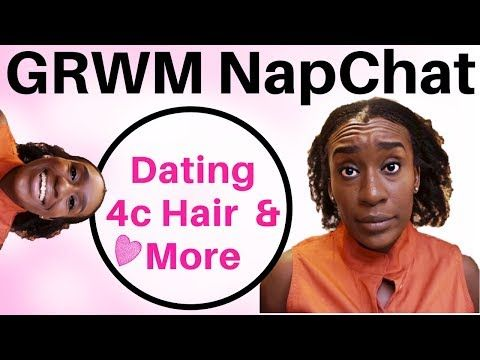 Dating with 4c hair