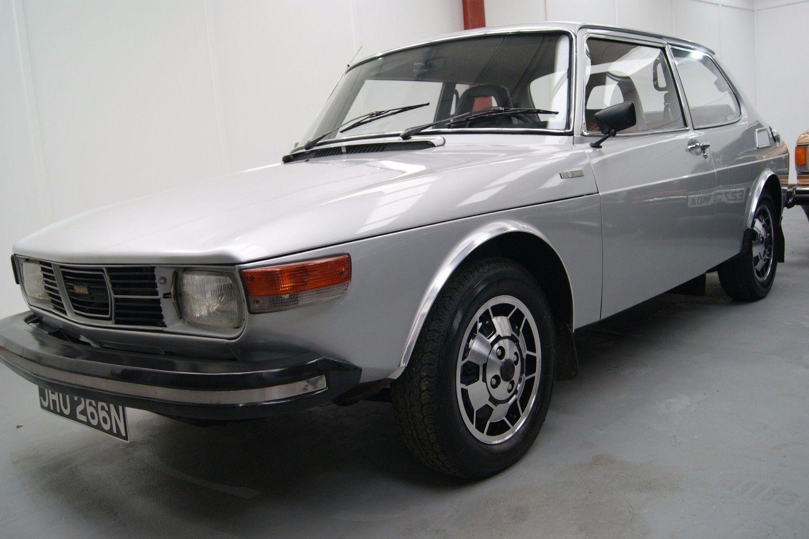 1975 Saab EMS