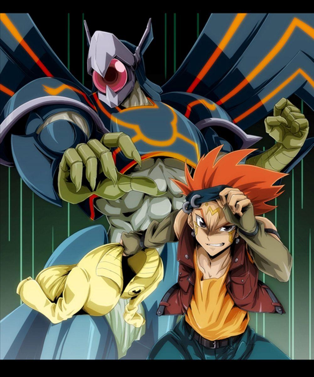 Yugioh Crow Anime, Anime images, Yugioh