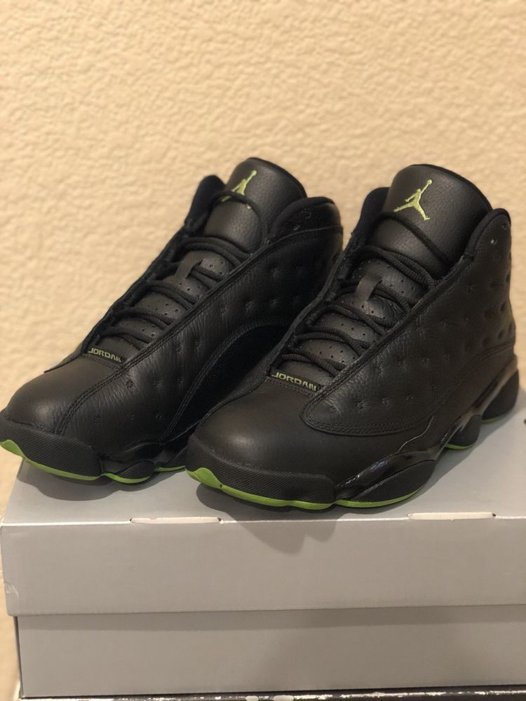 uk availability afe23 2ee2a ... Athletic Shoes by Lyda McIntyre. Nike Air Jordan Retro 13 Altitude Worn  Once OG Everything. Size 8.5  fashion