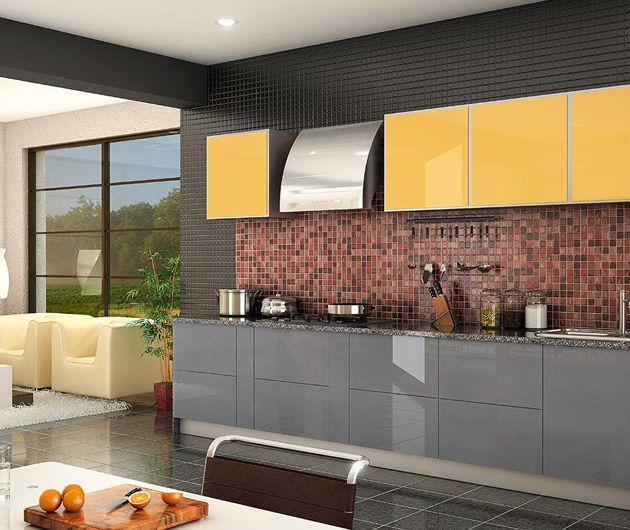 Indian Kitchens, Modular Kitchens