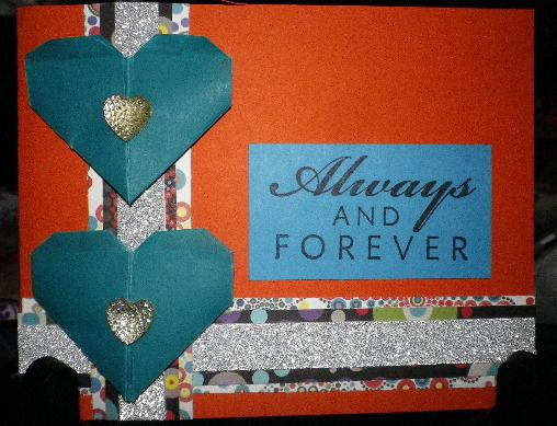 origami heart valentine card  valentines cards origami
