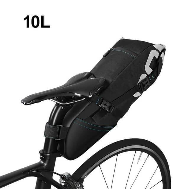 Roswheel Water Resistant Saddle Bag Radtasche Fahrradtasche