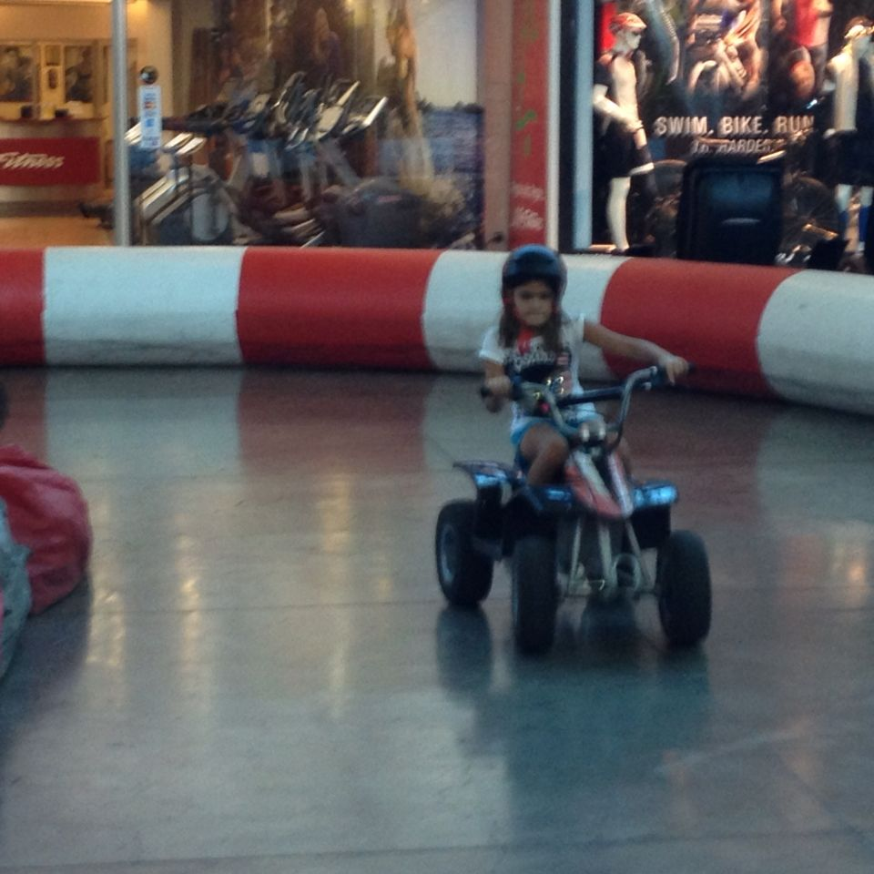 At mall sport u can do awesome things