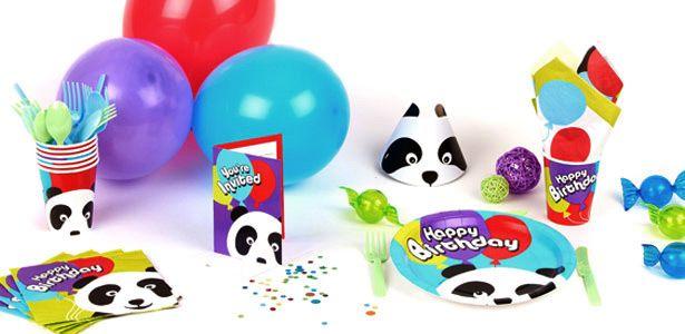 Addobbi festa compleanno Compleanno Panda per bambini