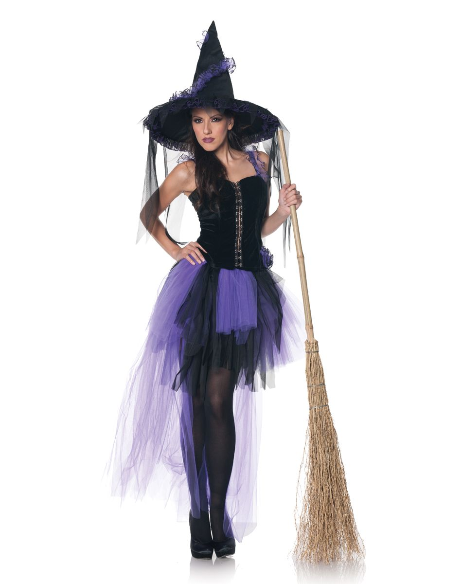 Black Magic Witch Adult Womens Costume – Spirit Halloween ...