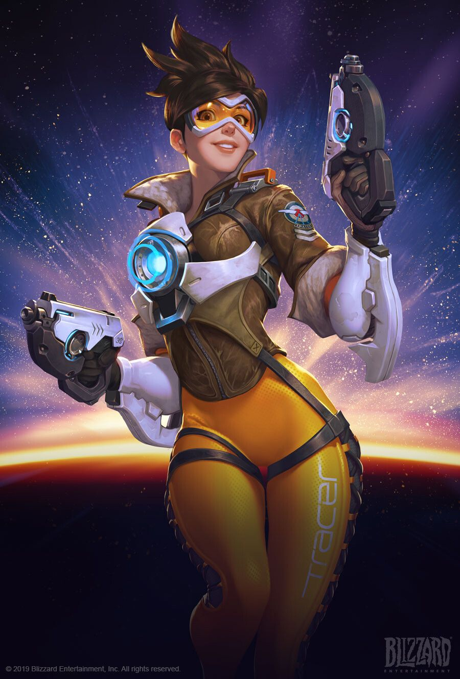 34++ Tracer art ideas in 2021