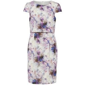 Phase Eight Effie Print Dress, Multi